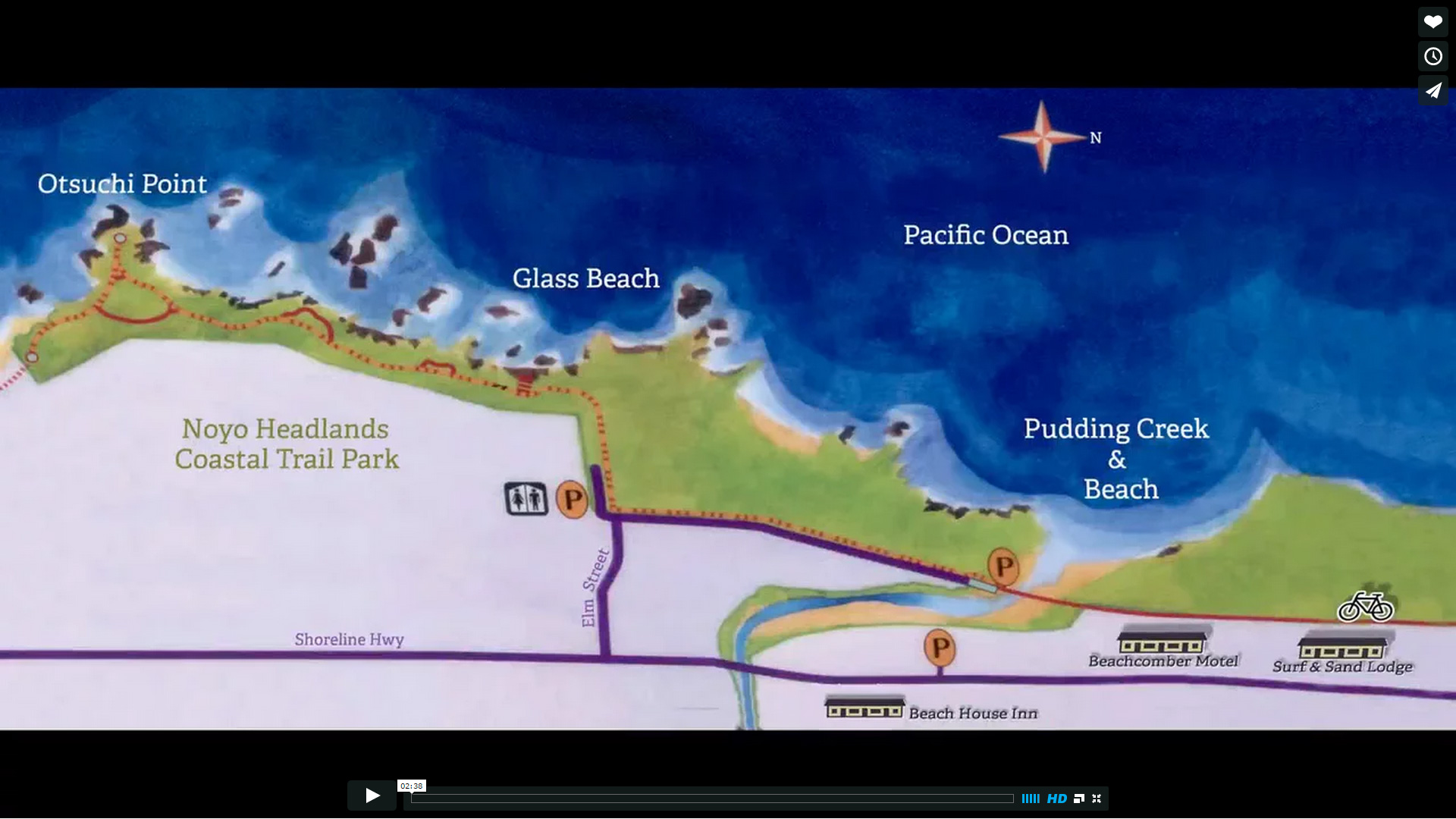 Watch our Coastal Trail video